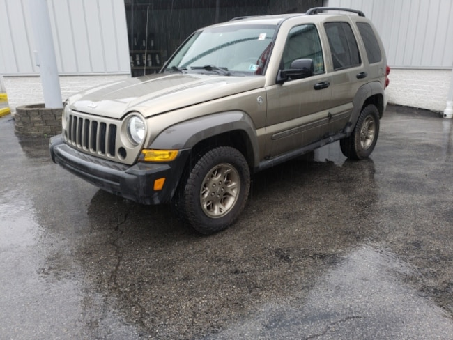 2007 Jeep Liberty Sport SUV