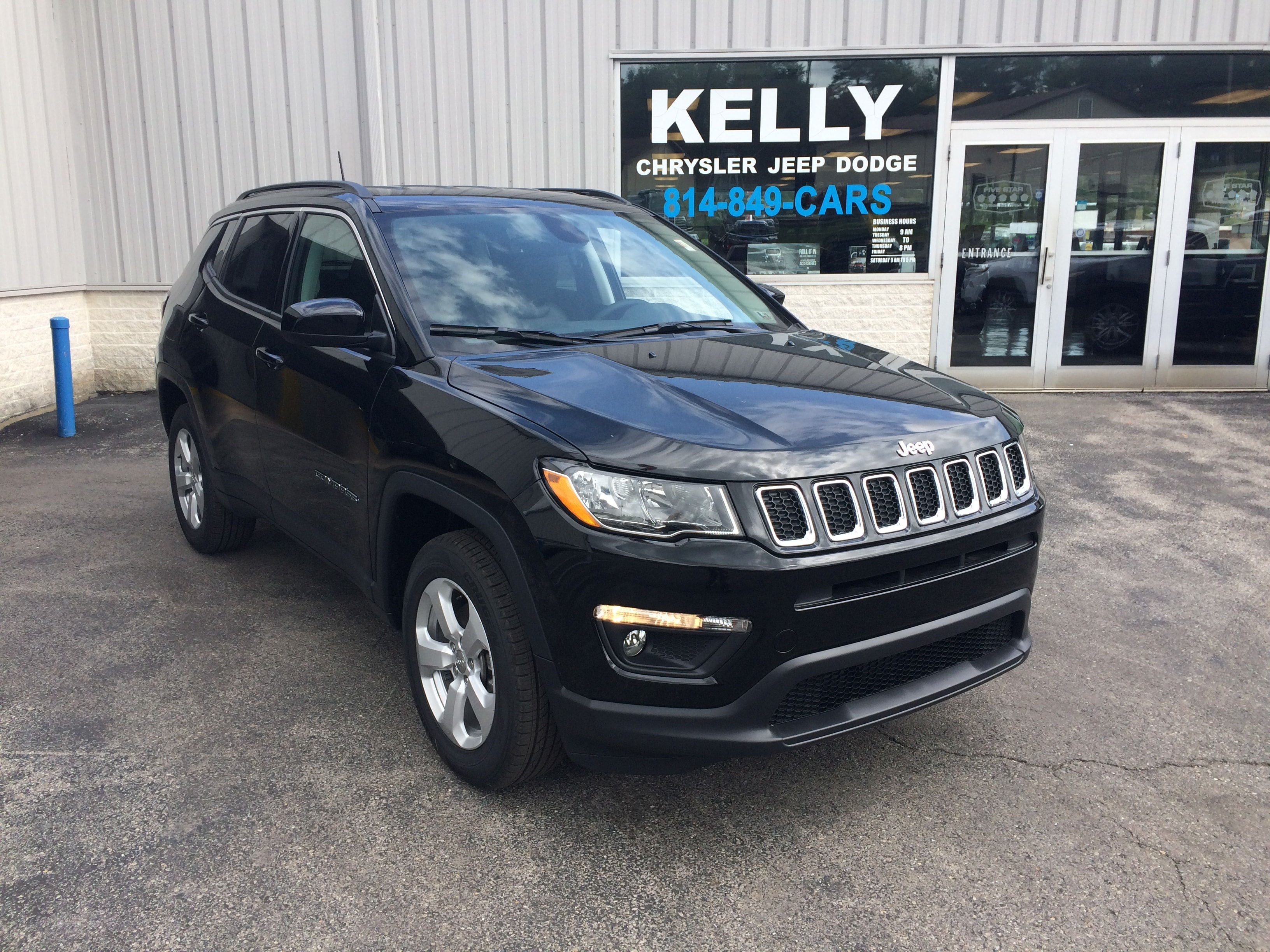 Pre Owned 2018 Jeep Compass