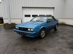 1987 Chevrolet Cavalier RS Convertible