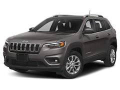 2019 Jeep Cherokee Latitude Plus 4x4 SUV
