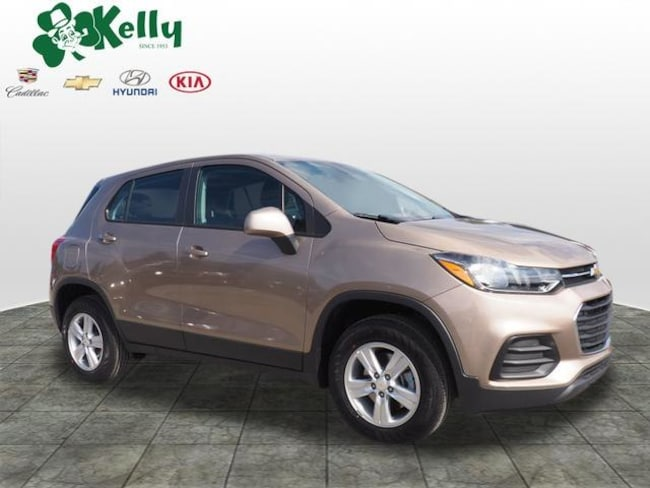 New 2018 Chevrolet Trax For Sale At Mike Kelly Automotive Group