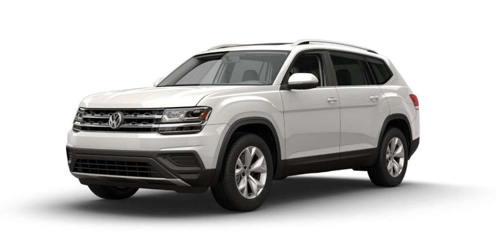 2018 Volkswagen Atlas Features And More   Schedule Your ...