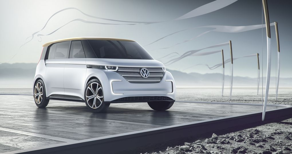 Your New Budd E Vw S Ultra Modern Electric Bus Innovates The Future