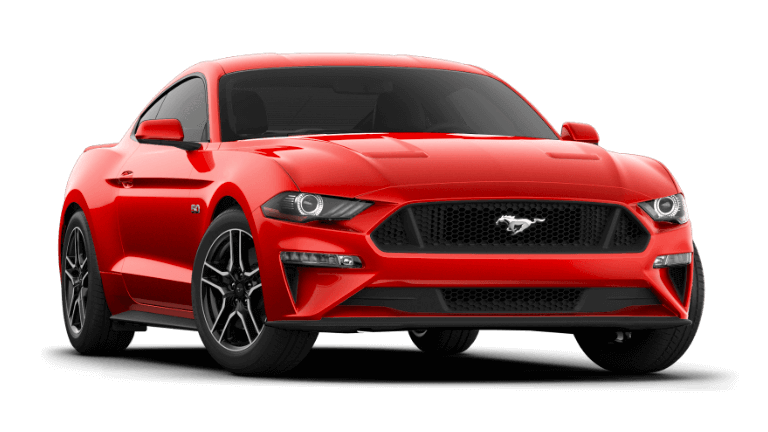 2021 Ford Mustang GT Fastback - Race Red