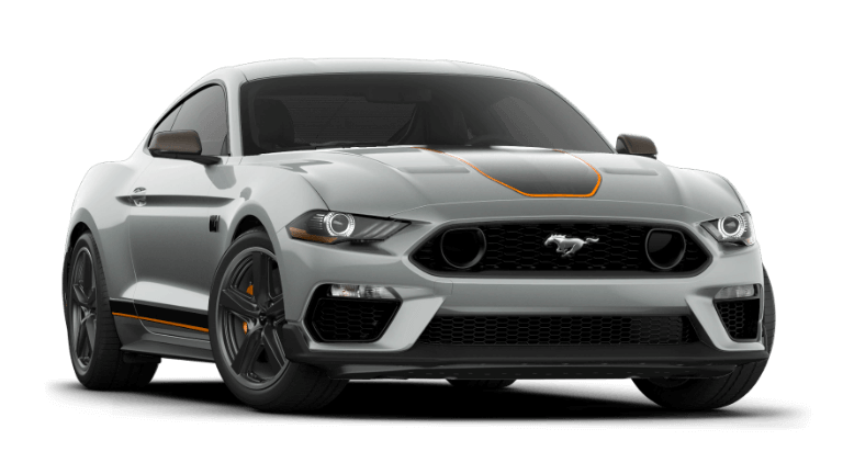 2021 Ford Mustang Mach 1 Premium - Fighter Jet Gray