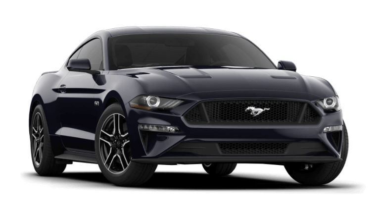 2021 Ford Mustang GT Fastback - Shadow Black