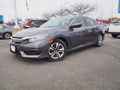 2017 Honda Civic LX CVT Car