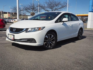 2013 Honda Civic 4dr Auto EX Car