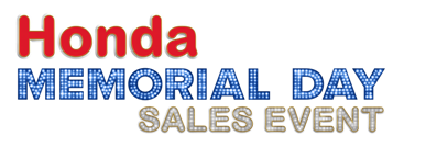 Kelly Honda Memorial Day Sales Event>