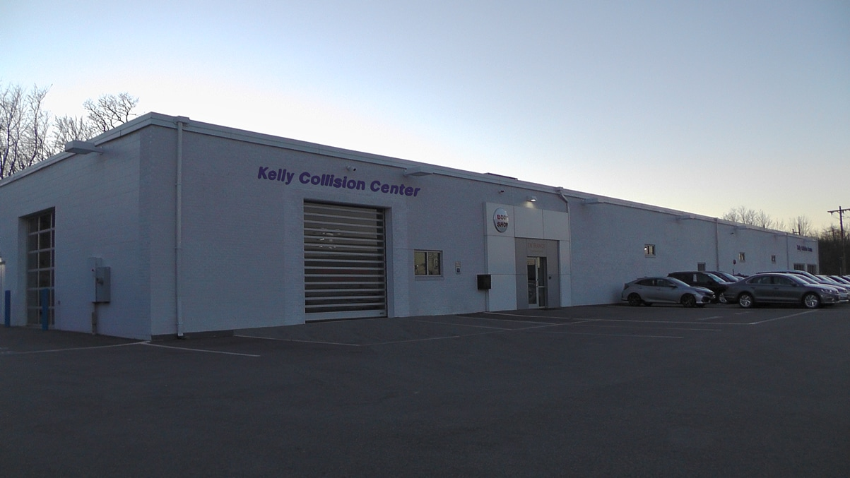 The State Of The Art Kelly Auto Collision Center Call