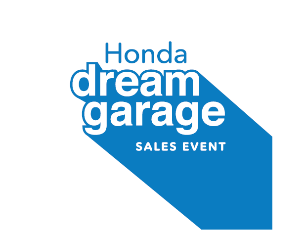 Honda Dream Garage Event at Kelly Honda in Lynn, MA