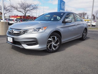 2016 Honda Accord 4dr I4 CVT LX Car