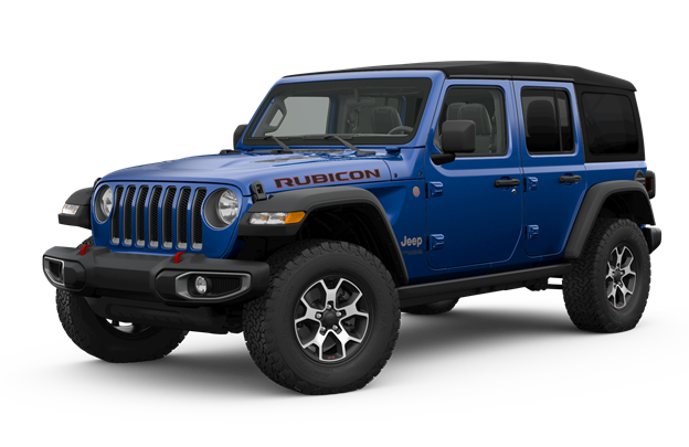New Jeep Wrangler Model