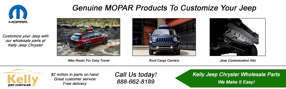 Wholesale Jeep And Chrysler Mopar Parts Online At Kelly Jeep