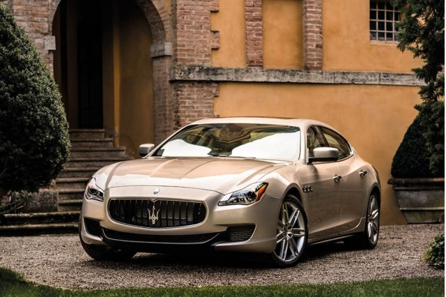 the 2014 maserati quattroporte: price, features and history | kelly