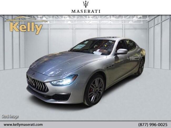 2018 Maserati Ghibli S Q4 Granlusso 3.0L Car
