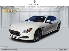 2018 Maserati Quattroporte S Q4 Granlusso 3.0L Car