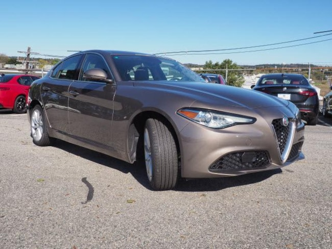 New 2019 Alfa Romeo Giulia For Sale At Kelly Maserati Vin