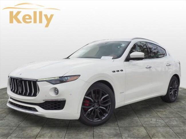 2019 Maserati Levante Granlusso 3.0L Sport Utility