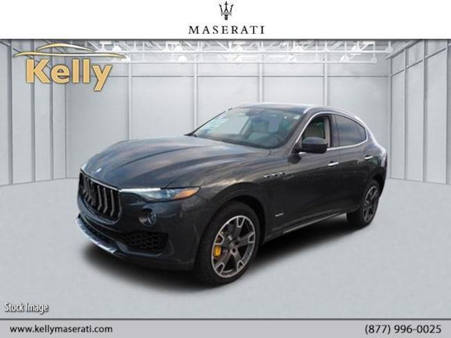 2018 Maserati Levante Granlusso 3.0L Sport Utility