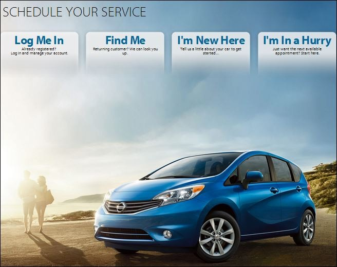 Kelly Nissan Dealers Launch Online Service Scheduling For Consumers