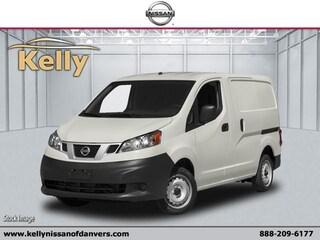 2017 Nissan NV200 Compact Cargo S Van