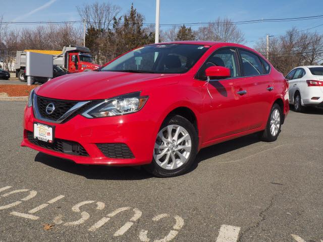 2018 Nissan Sentra SV CVT All Weather Package  Car