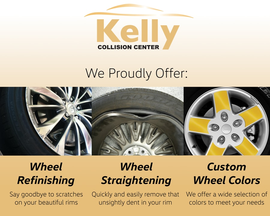Learn More About Our Kelly Collision Center
