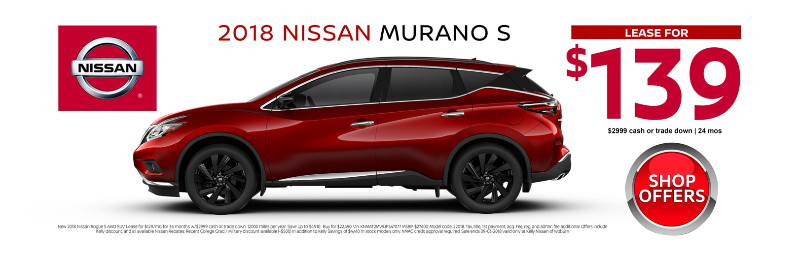 Kelly Nissan New And Used Cars For Sale In Woburn MA