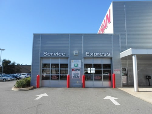 Nissan parts & service Woburn MA