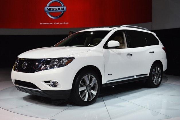 Nissan To Start 2014 Pathfinder Hybrid Around $35,000; Sees Huge MPG Boost
