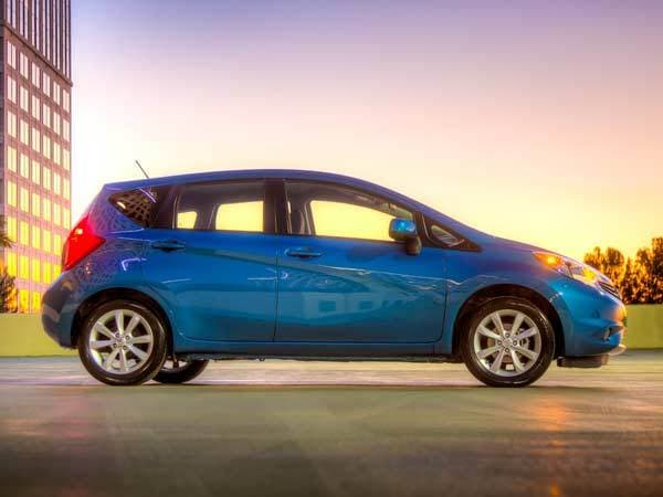 The 2014 Nissan Versa Note Made Its Debut Earlier ...