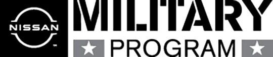 Nissan Military Program Logo