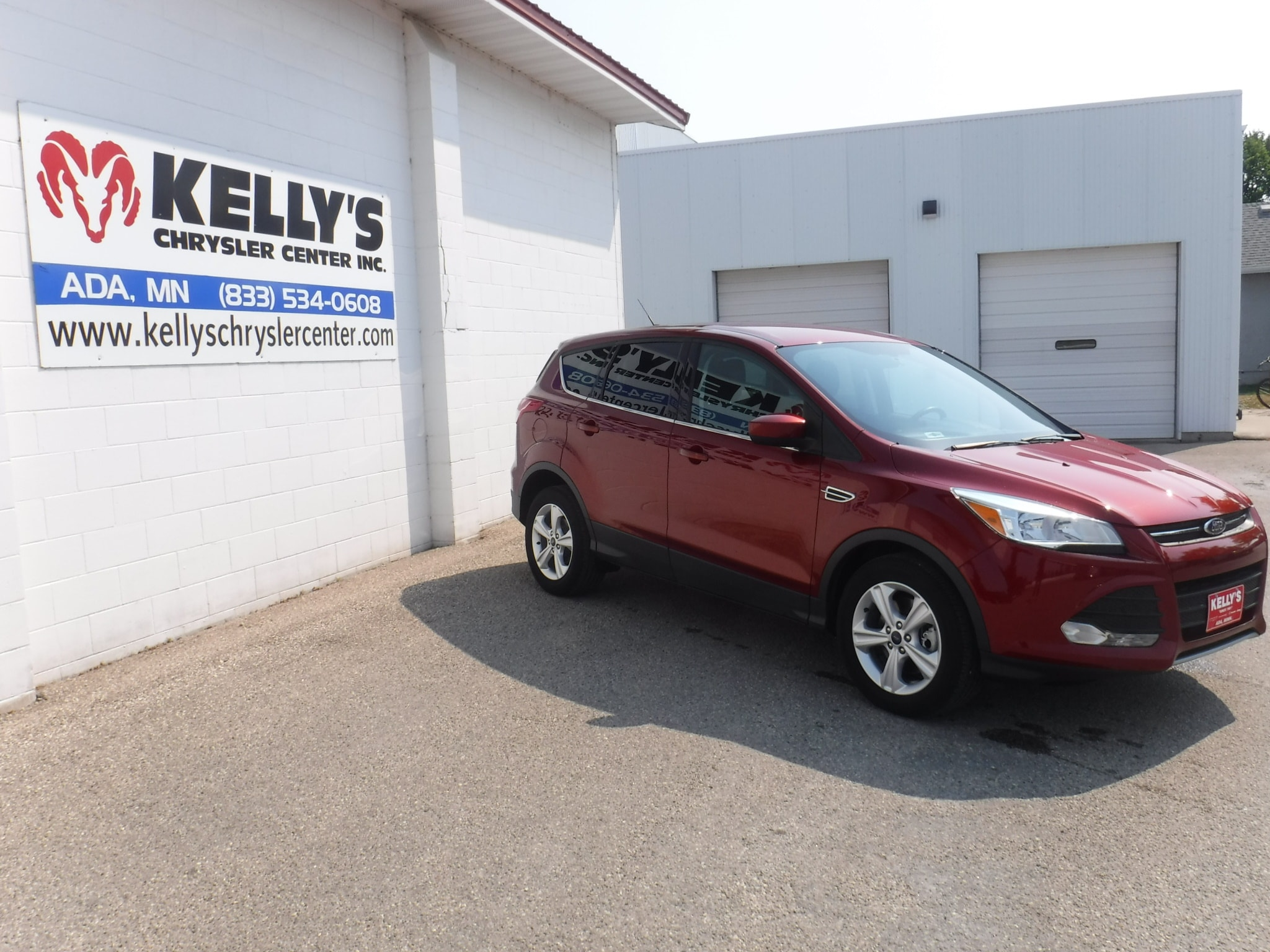 Used 2015 Ford Escape SE with VIN 1FMCU9G96FUA65605 for sale in Ada, Minnesota