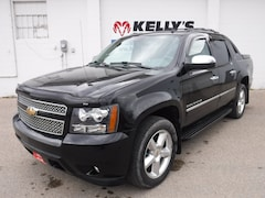 2011 Chevrolet Avalanche LTZ w/ Heated Leather/Sunroof/DVD/AutoStart/NAV/Bo Truck Crew Cab