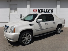 2007 CADILLAC ESCALADE EXT w/ Heated Leather/Sunroof/NAV/Boards/DVD SUV