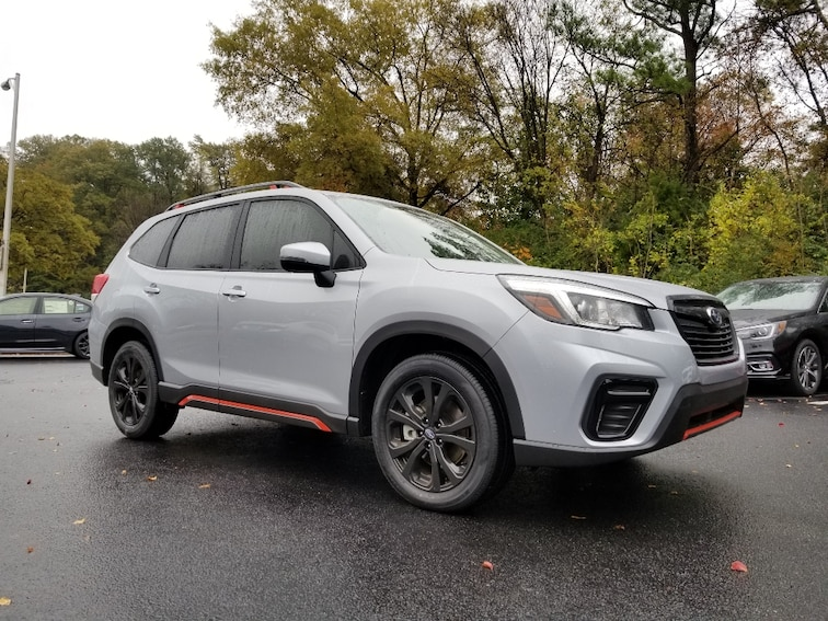 New 2019 Subaru Forester Sport For Sale Chattanooga Tn Serving