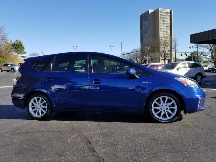 Used 2012 Toyota Prius v Five Wagon for sale in Chattanooga, TN
