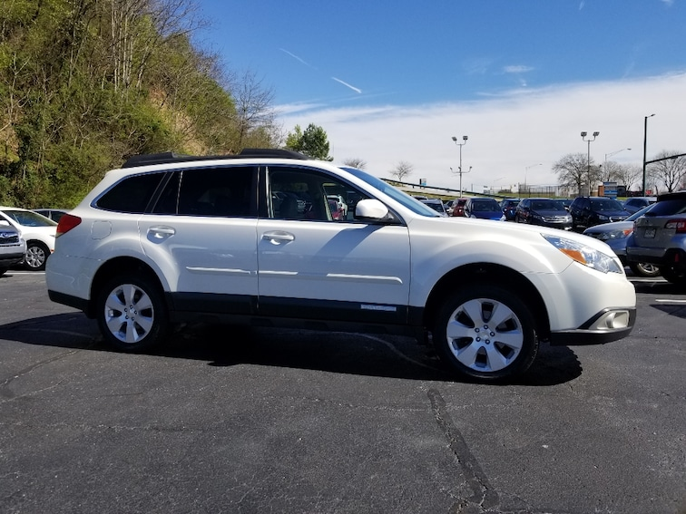 Used 2012 Subaru Outback 2.5i Premium (CVT) SUV for sale in Chattanooga, TN