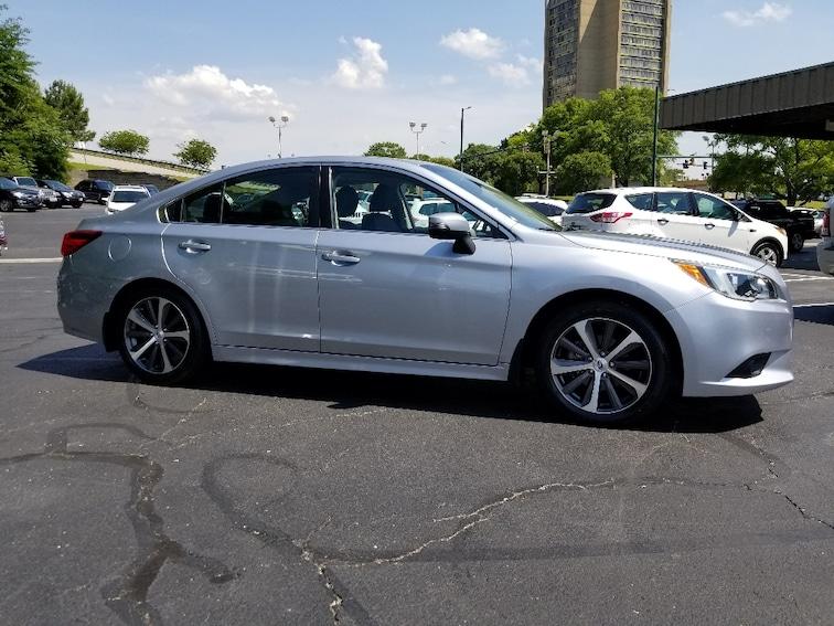 Used 2015 Subaru Legacy 2.5i Limited Sedan for sale in Chattanooga, TN