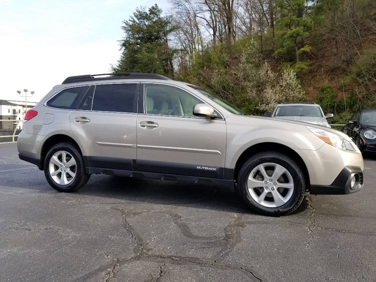 Used 2014 Subaru Outback 2.5i Limited (CVT) SUV for sale in Chattanooga, TN