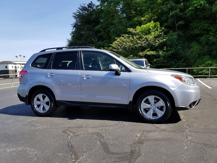 Used 2016 Subaru Forester 2.5i Premium SUV for sale in Chattanooga, TN