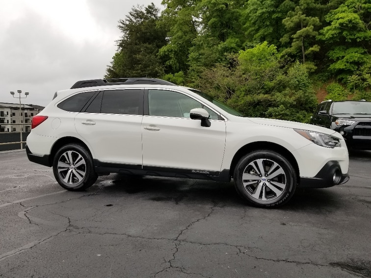 Used 2018 Subaru Outback 2.5i Limited SUV for sale in Chattanooga, TN
