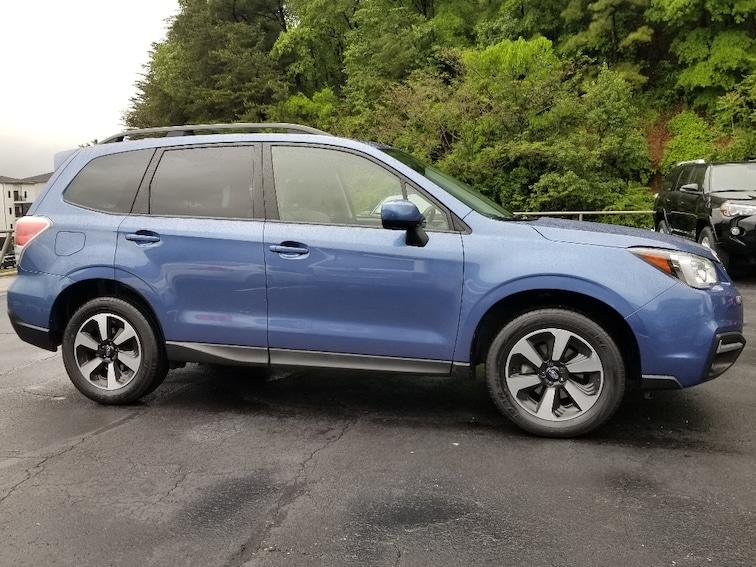 Used 2018 Subaru Forester 2.5i Premium SUV for sale in Chattanooga, TN