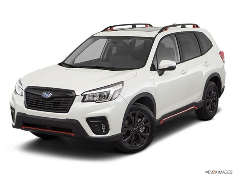 2019 Subaru Forester Sport SUV Chattanooga TN