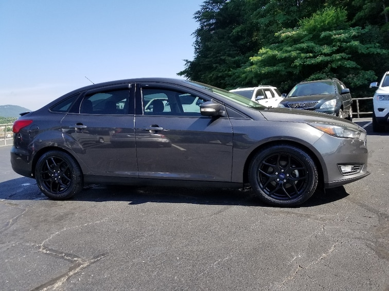 Used 2016 Ford Focus SE Sedan for sale in Chattanooga, TN