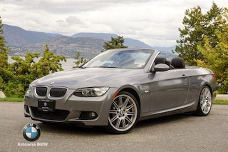 2009 BMW 3 Series Cabriolet Convertible