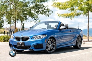 2015 BMW 2 Series Cabriolet Convertible