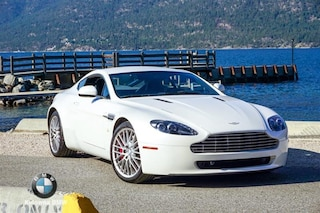 2011 Aston Martin V8 Vantage Coupe Sportshift Coupe