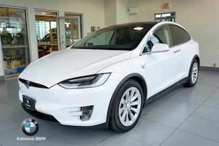 2016 Tesla Model X 75D Sedan
